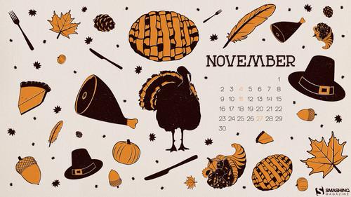 November Ingredients