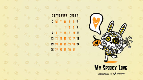 My Spooky Love
