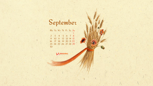 colors of September